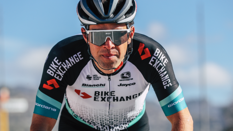 Michael Matthews: I've returned to BikeExchange a more mature rider