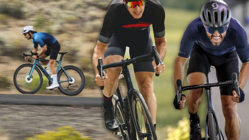 Guarda: sei delle bici aerodinamiche più calde del 2021