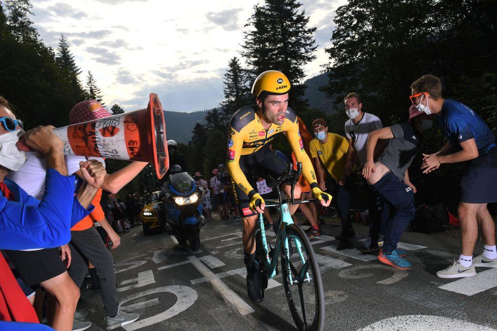 Jumbo-Visma rally around Tom Dumoulin but start to look ahead