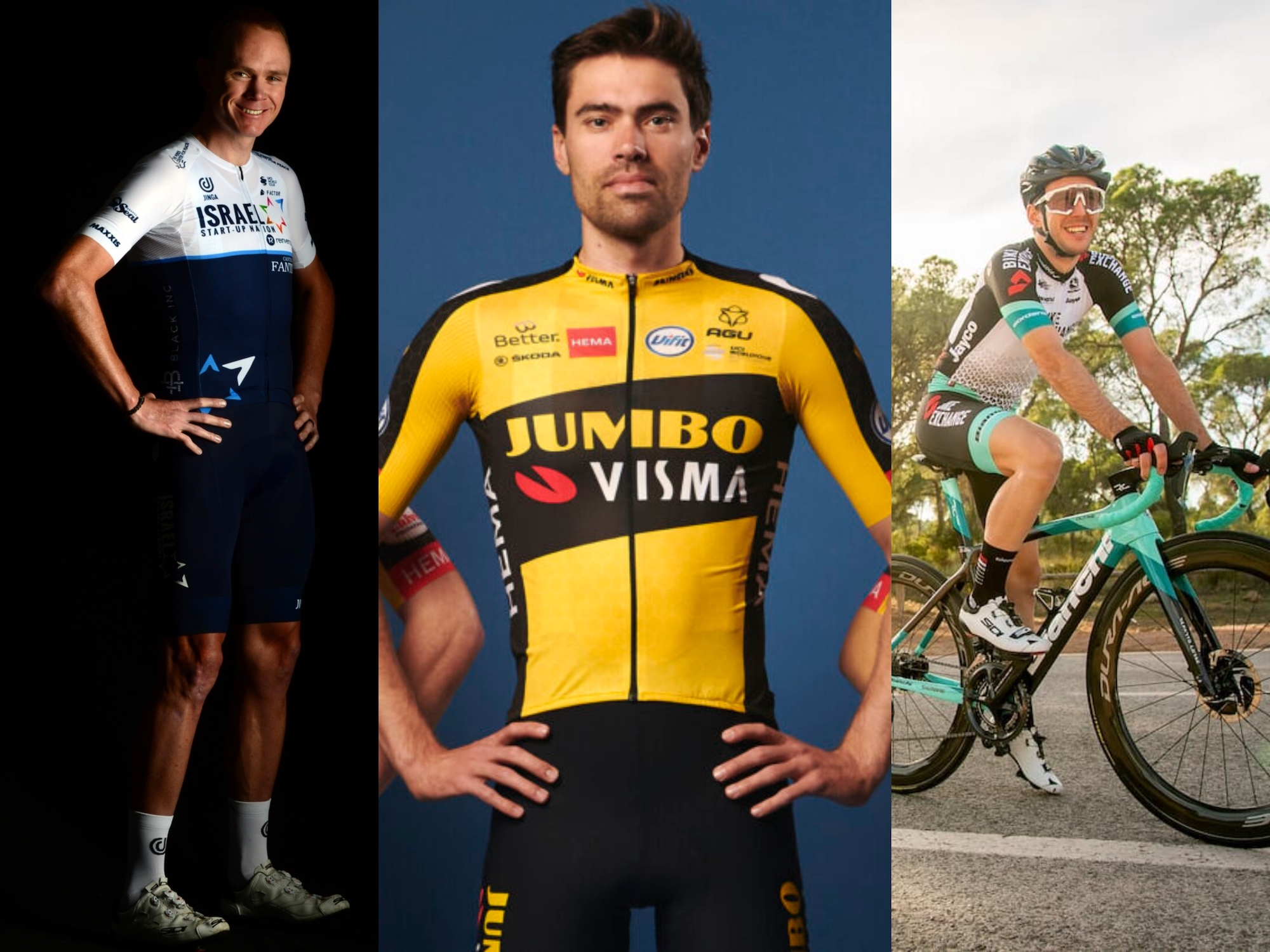 Which men's WorldTour team has the best kit for 2021? A considered ranking