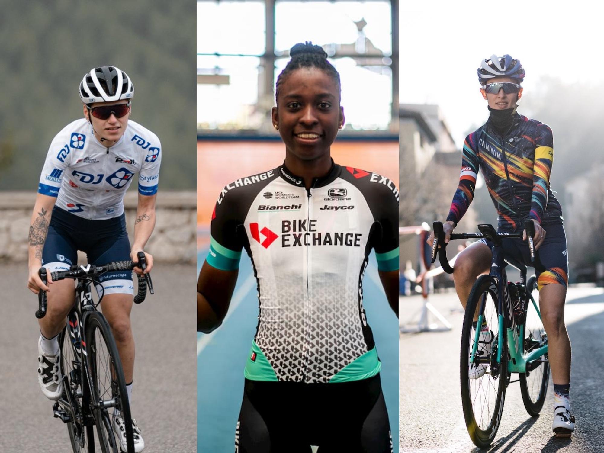 ¿Qué equipo femenino del WorldTour tiene la mejor equipación para 2021?  Un ranking considerado