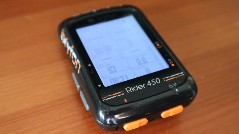 Bryton Rider 450 Review: Best Value Cycling GPS?