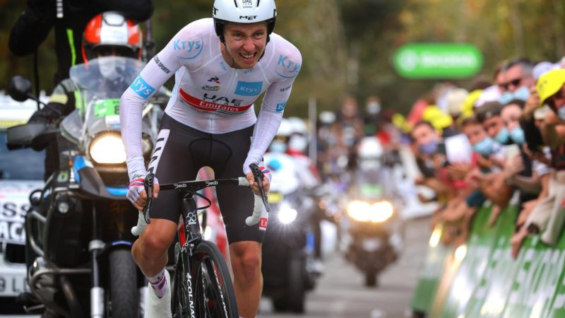 'I need to improve': Pogacar will work on time-trialling ahead of his Tour defence