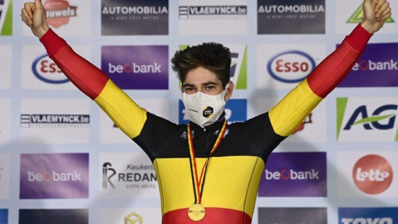 Lucinda Brand en Wout van Aert pakken overwinningen op Zilvermeercross – VeloNews.com