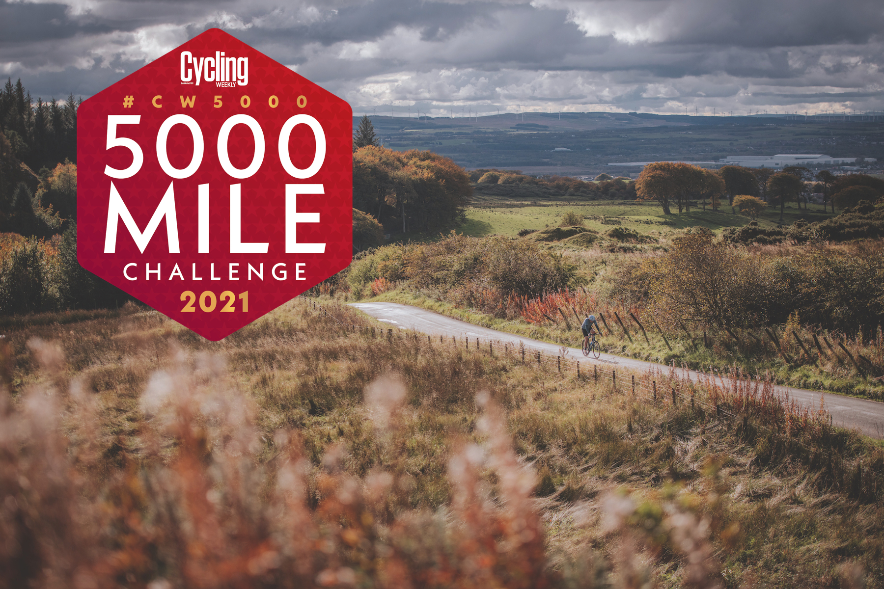 Best routes from the CW5000 riders – Lanarkshire calling