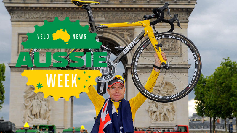 Cadel Evans relives the 2011 Tour de France; ranking Australia's top riders – VeloNews.com