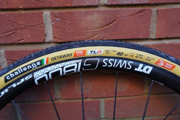 Challenge Getaway tyres review – Cycling Weekly
