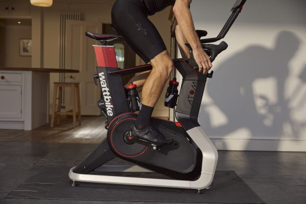 Wattbike Atom: Der Indoor-Bike-Trainer, der Ihre Leistung das ganze Jahr über verändern kann