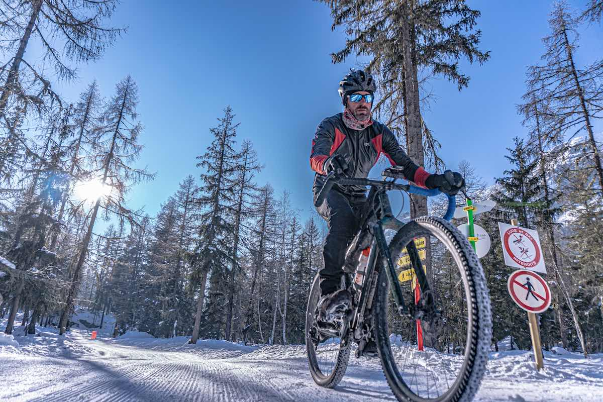 Bikerumor-Bild des Tages: Chamonix-Tal, Frankreich