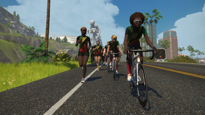 Zwift launches Black Celebration Series to commemorate 'Black history, athletes, heritage and joy'