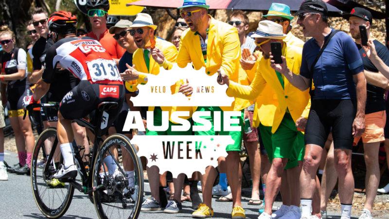 'Jeg havde et temmelig sejt løb i kø.'  Stuart O'Grady annullerer Tour Down Under 2021 – VeloNews.com