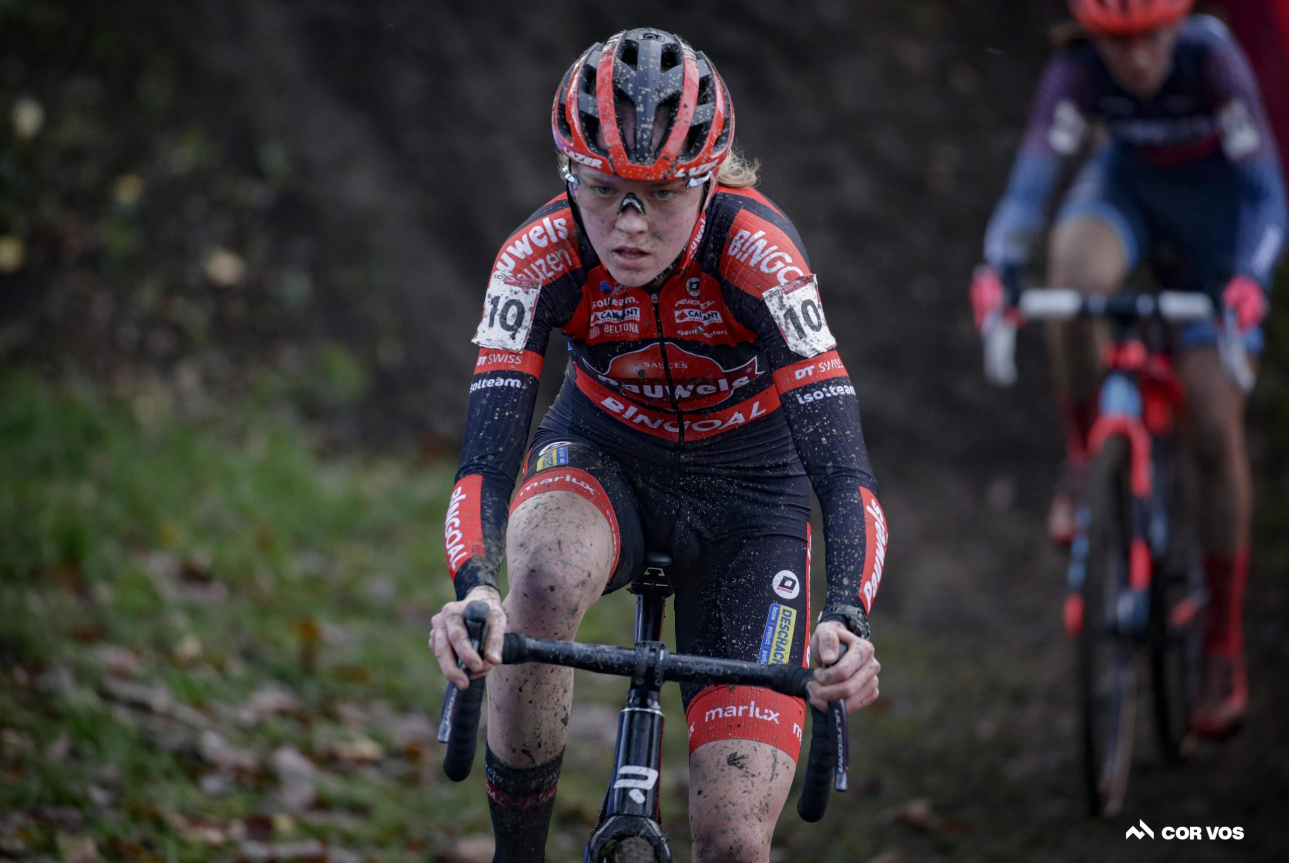 Meet the 18-year-old cyclocross sensation who's taking it to the world's best