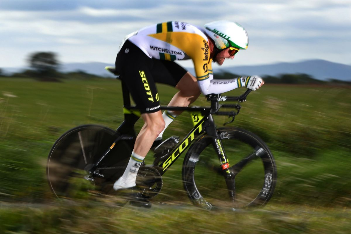 Durbridge determined to challenge Dennis for Olympic Games time trial spot
