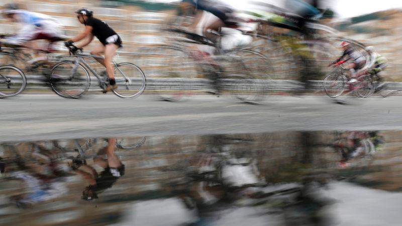 Motociclista dilettante bandito per quattro anni dopo il test antidoping positivo per il salbutamolo