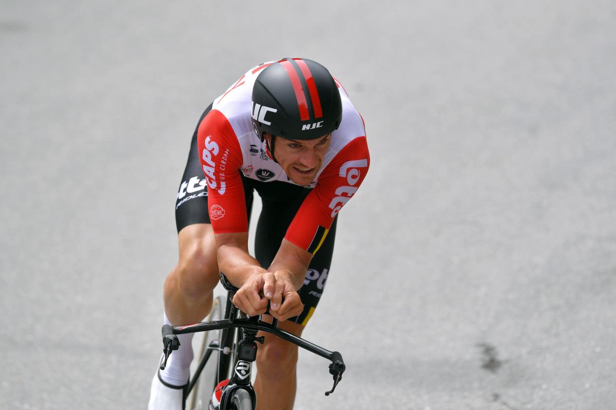 Adam Hansen flexes his mechanical muscles as he prepares for life as an Ironman – VeloNews.com
