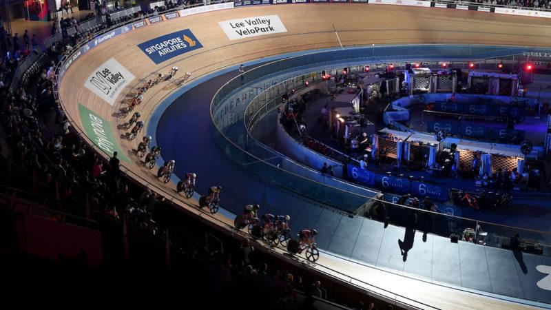 Six Day Series gaat virtueel met Olympische en Europese kampioenen