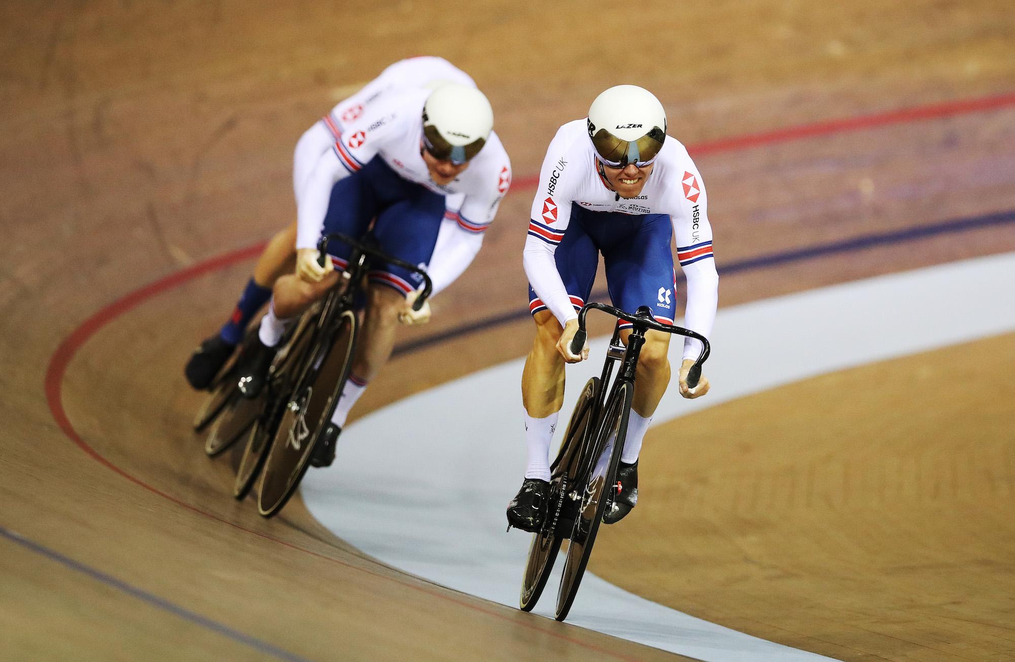 """British Cycling dijo a los ciclistas que """" no divulguen detalles """" del campo de entrenamiento de Manchester para 100 personas"""