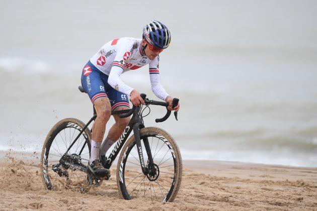 Tom Pidcock 'decepcionado' con cuarto en Cyclocross Worlds pero feliz de esperar el momento
