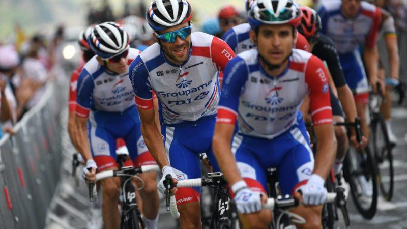 Thibaut Pinot hors du Tour de France mais pas en disgrâce à Groupama-FDJ – VeloNews.com