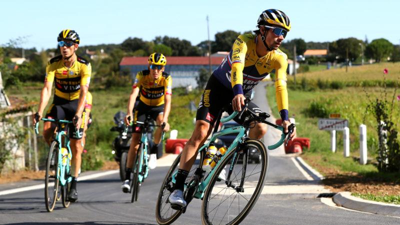 Primož Roglič identifie le changement tactique nécessaire pour remporter le Tour de France 2021