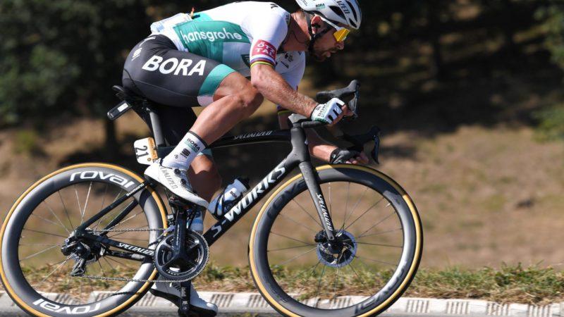 Peter Sagan suffers nasty cuts on birthday training ride