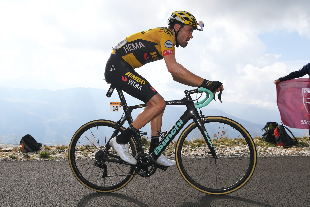 Tom Dumoulin is at a career crossroads. Which way will he go? – VeloNews.com