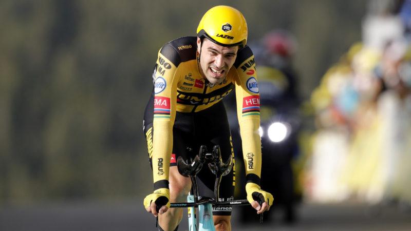 Tom Dumoulin per prendersi una pausa dalla carriera ciclistica