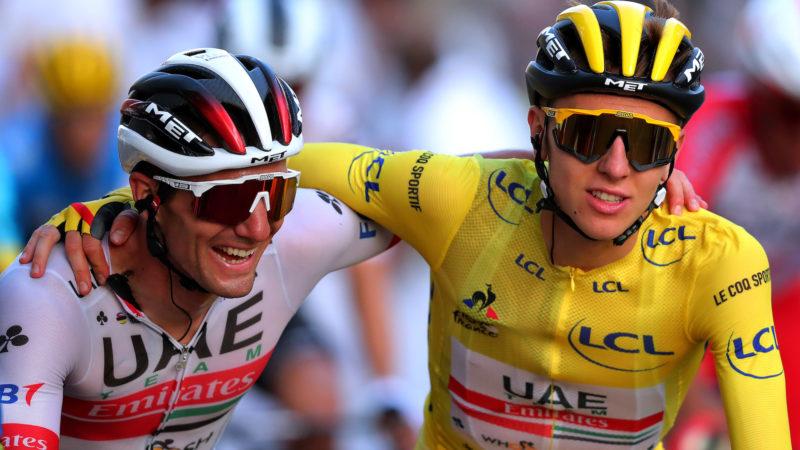 Tadej Pogačar difenderà il titolo al Tour de France 2021 prima di affrontare la Vuelta a España