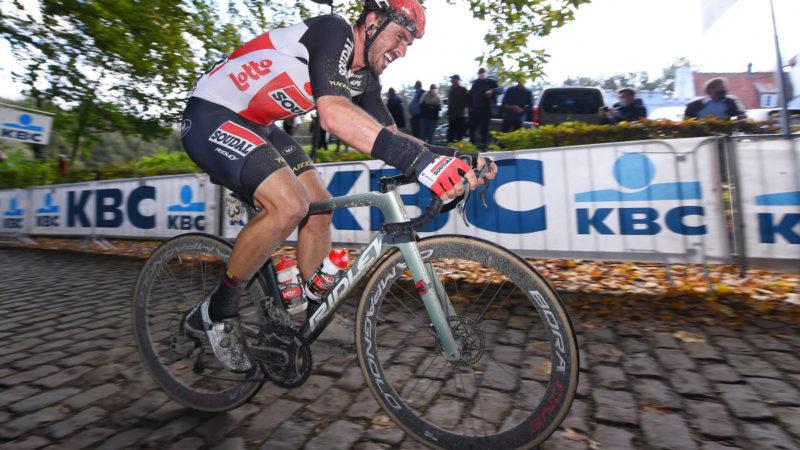 John Degenkolb bonkt nog steeds op de deur van Parijs-Roubaix – VeloNews.com
