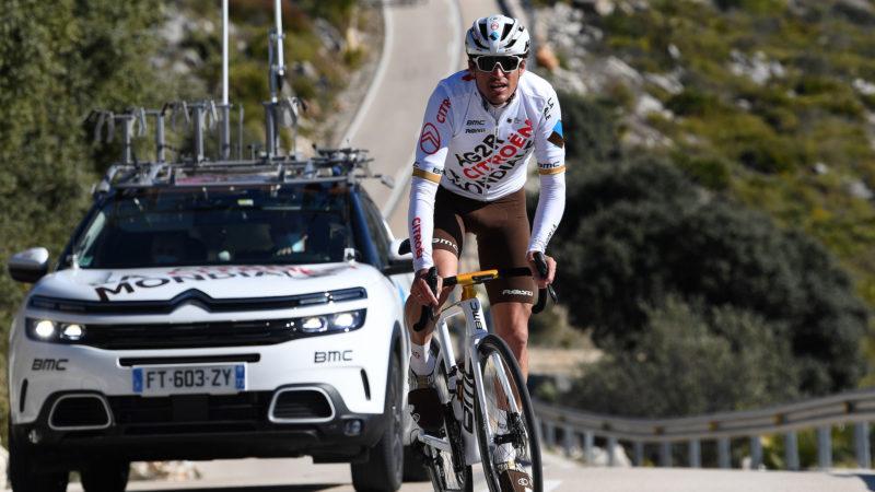 Greg Van Avermaet rivela la nuova bici per il 2021 mentre il campione olimpico torna sulle macchine BMC