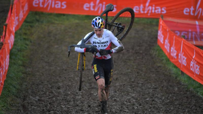 Wout van Aert et Ceylin del Carmen Alvarado remportent le tour final à Overijse – VeloNews.com