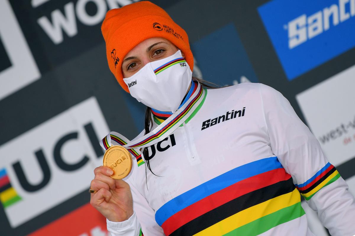 El trabajo duro da sus frutos para Lucinda Brand en el campeonato mundial de ciclocross – VeloNews.com