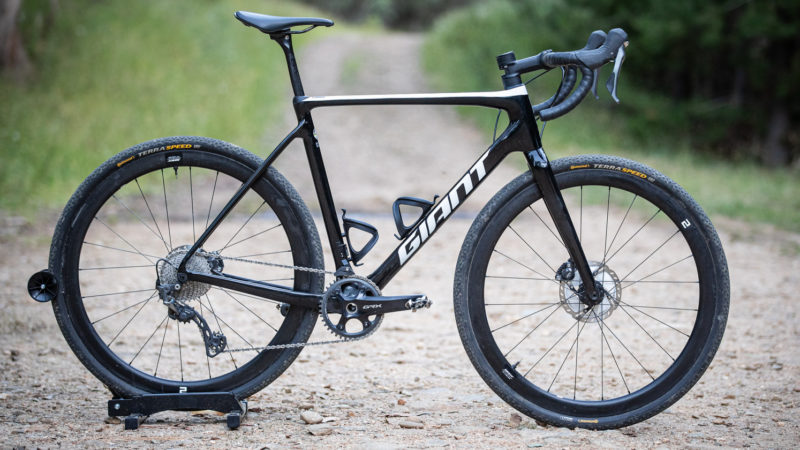 2021 Giant TCX Advanced Pro review: CX meets gravel?