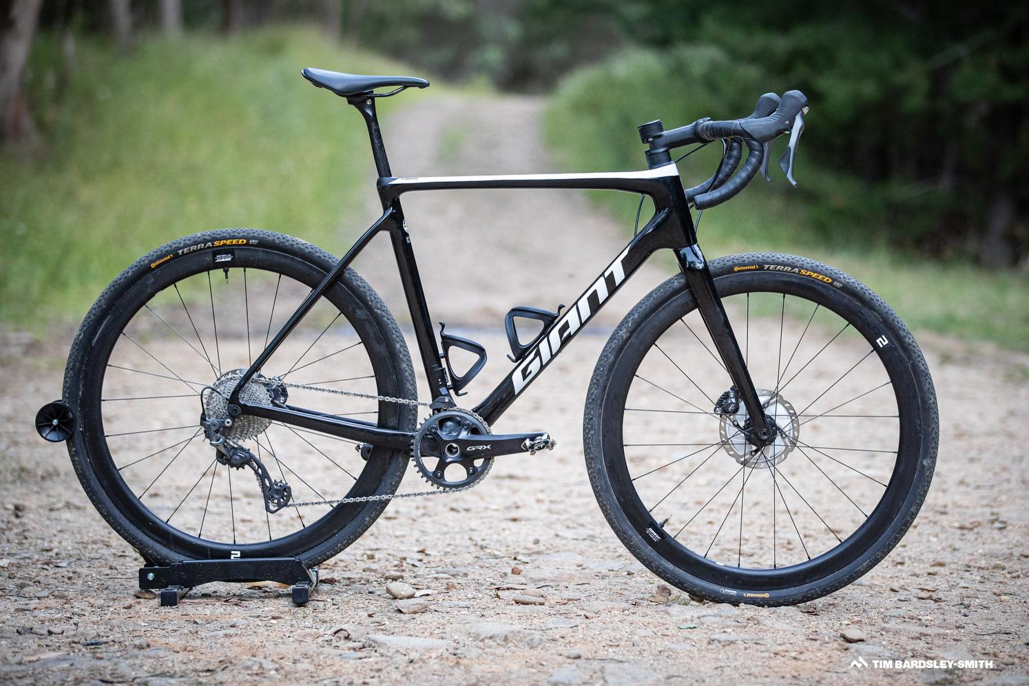 2021 Giant TCX Advanced Pro review: CX meets gravel?