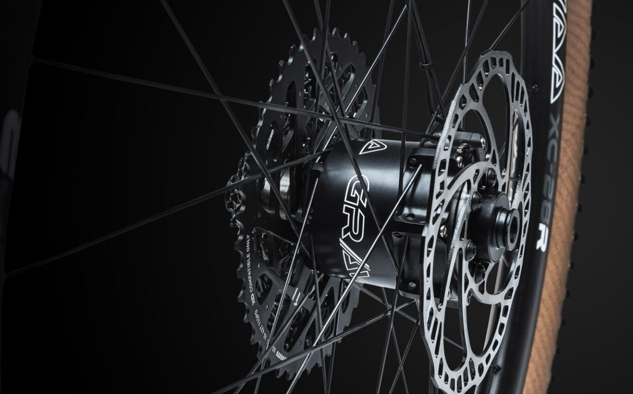Found: Gravaa gets closer to lightweight integrated tire pressure management system