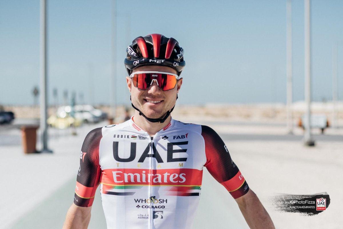 Marc Hirschi joins UAE Team Emirates