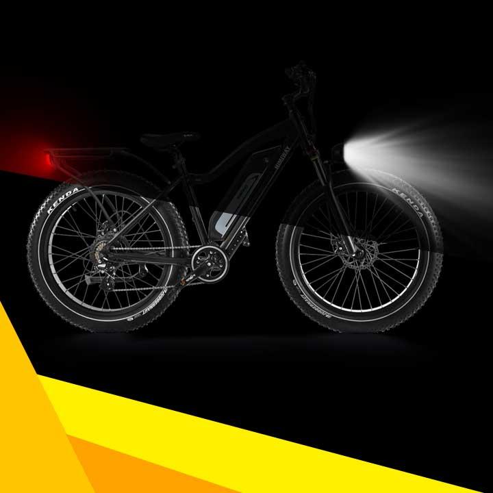 Himiway Electri Fat Bike Review