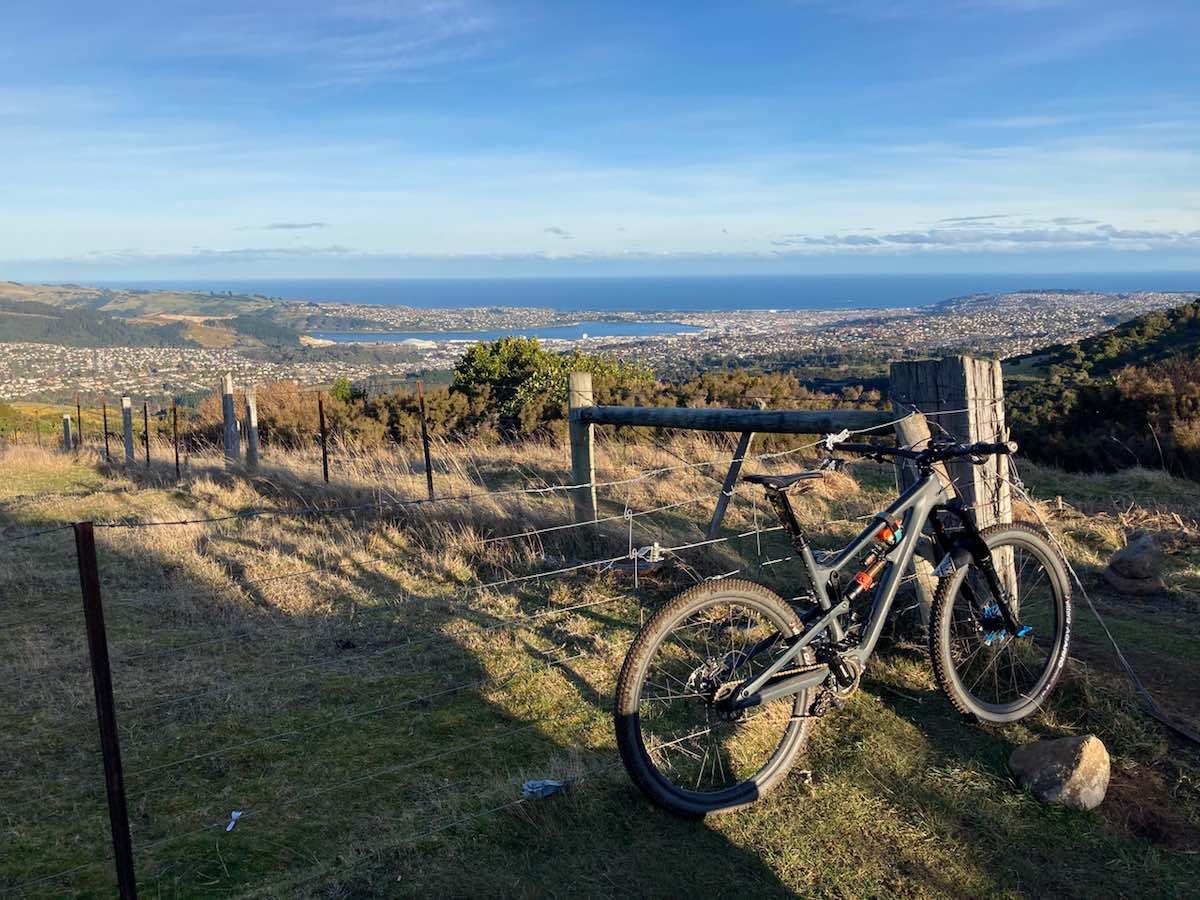 Bikerumor-Bild des Tages: Dunedin, Neuseeland