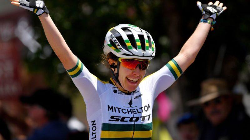 Amanda Spratt confía en que las carreras australianas de clase mundial volverán en 2022