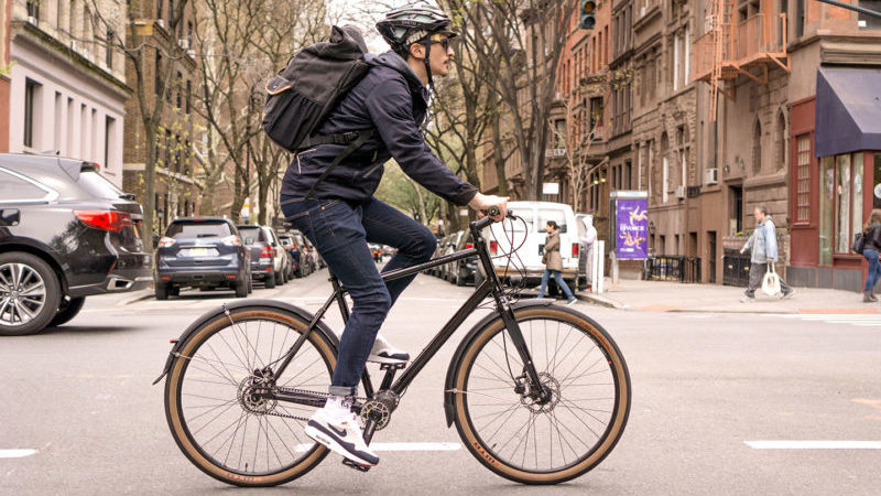 Priority 600 Review—A Good Maintenance-Free, Multi-Surface Commuter