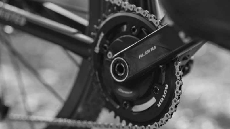 Rotor adds lighter carbon crankarms to its power meter recipe