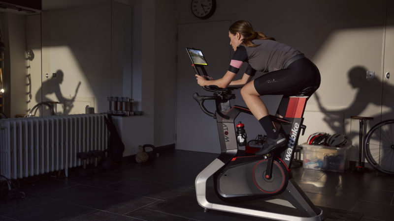 Wattbike launches new integration with Rouvy