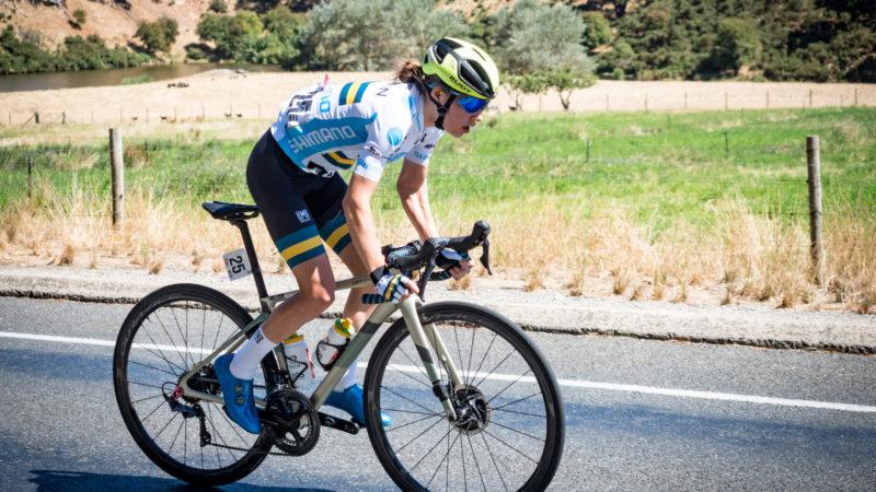 Gigante und Plapp gewinnen die zweite Etappe des Santos Festival of Cycling