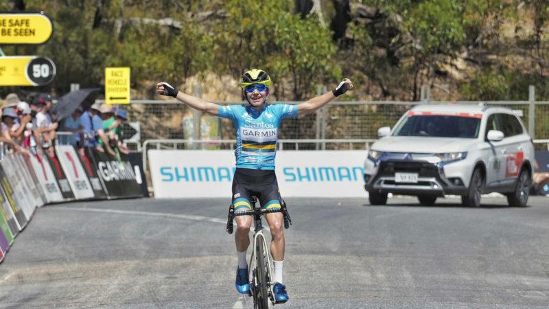 Porte en Gigante winnen Willunga op het Santos Festival of Cycling