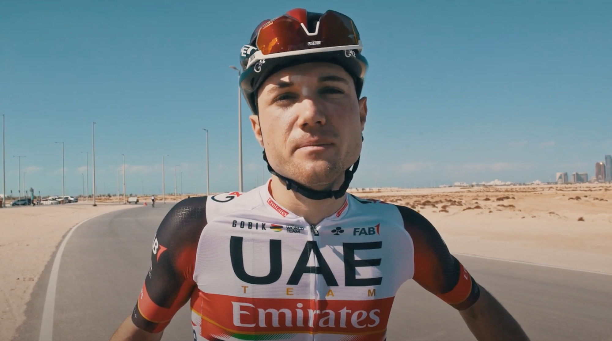 Marc Hirschi tekent bij UAE Team Emirates