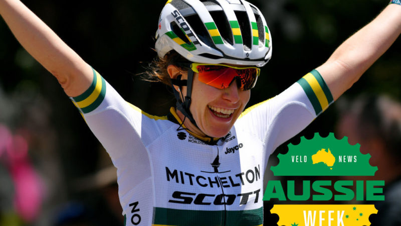 Amanda Spratt tager ledelse på BikeExchange efter Annemiek van Vleutens afgang – VeloNews.com
