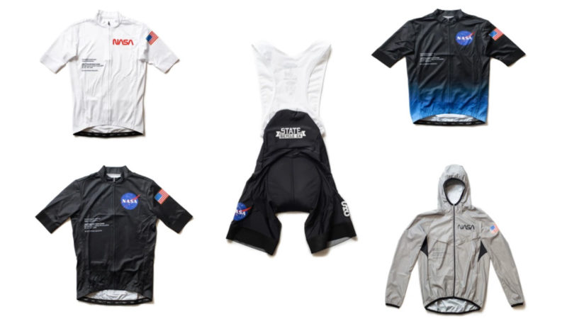 State Bicycle Co. lancia l'abbigliamento Astronaut Collection e i componenti Galaxy