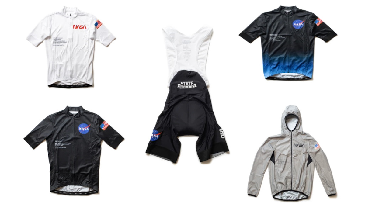State Bicycle Co. launches Astronaut Collection clothing and Galaxy components