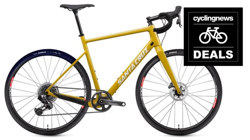 Gravel bike deals: Save on Specialized, Santa Cruz, Cannondale and more