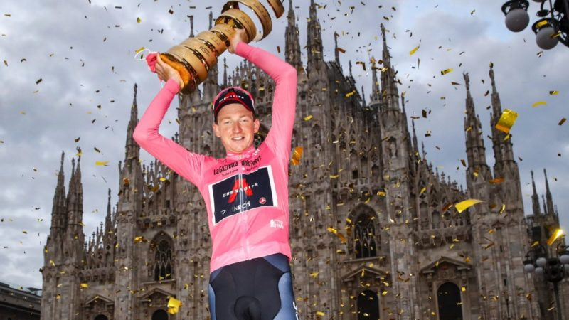 2021 Giro d'Italia route to be presented on February 4